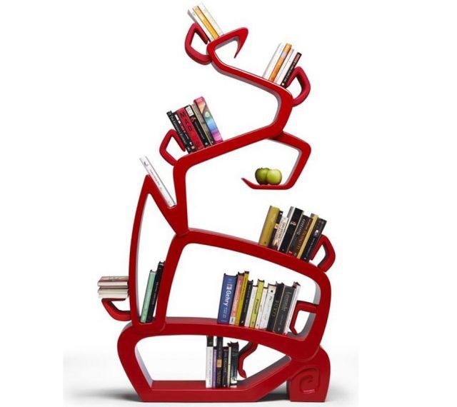 Невероятная полка для книг