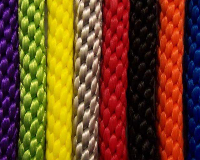 Полипропиленовый цветной канат