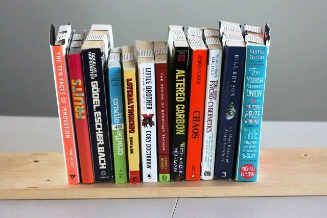 Примеряются книги