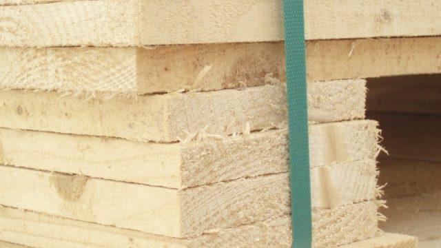 Доски из древесины лиственных пород