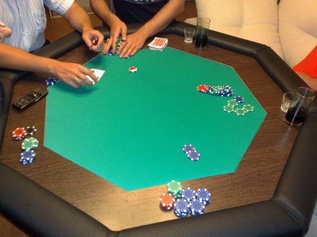 Играть на таком столе - одно удовольствие