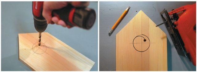 Vyrezaetsya-letok-640x235 Как сделать скворечник своими руками – 7 мастер-классов чертежи!